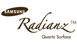 Samsung Radianz kitchen benchtops